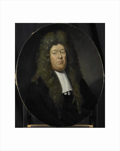 Portrait of Adriaen Paets by Pieter van der Werff