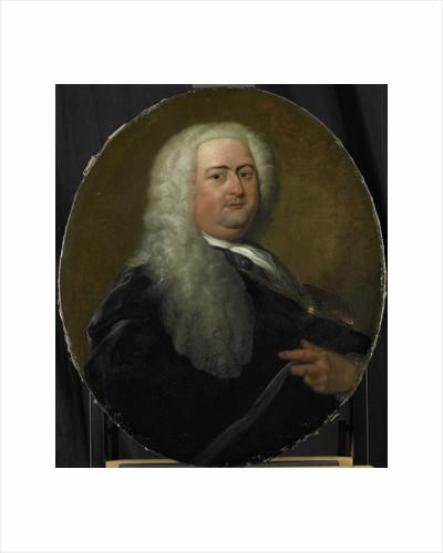 Portrait of Adriaen Paets by Dionys van Nijmegen