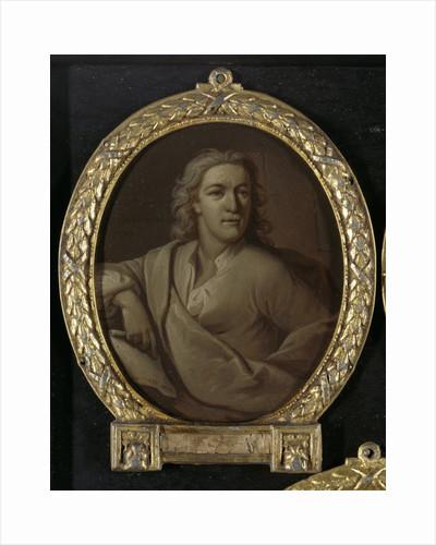 Portrait of Cornelis van der Pot, Merchant and Poet in Rotterdam The Netherlands by Dionys van Nijmegen