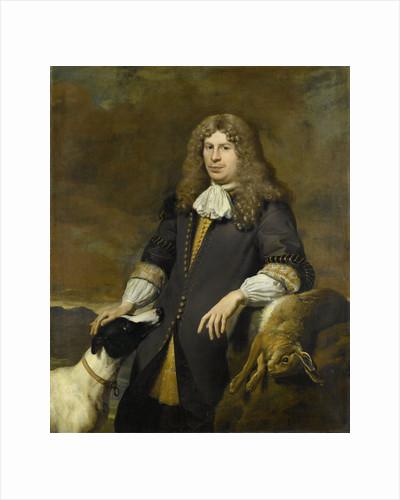 Portrait of a Man, possibly Jacob de Graeff, Alderman from Amsterdam in 1672 by Karel Dujardin