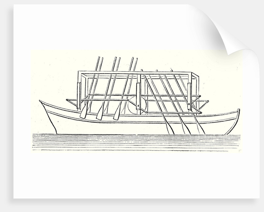 Fitch's Boat by Anonymous
