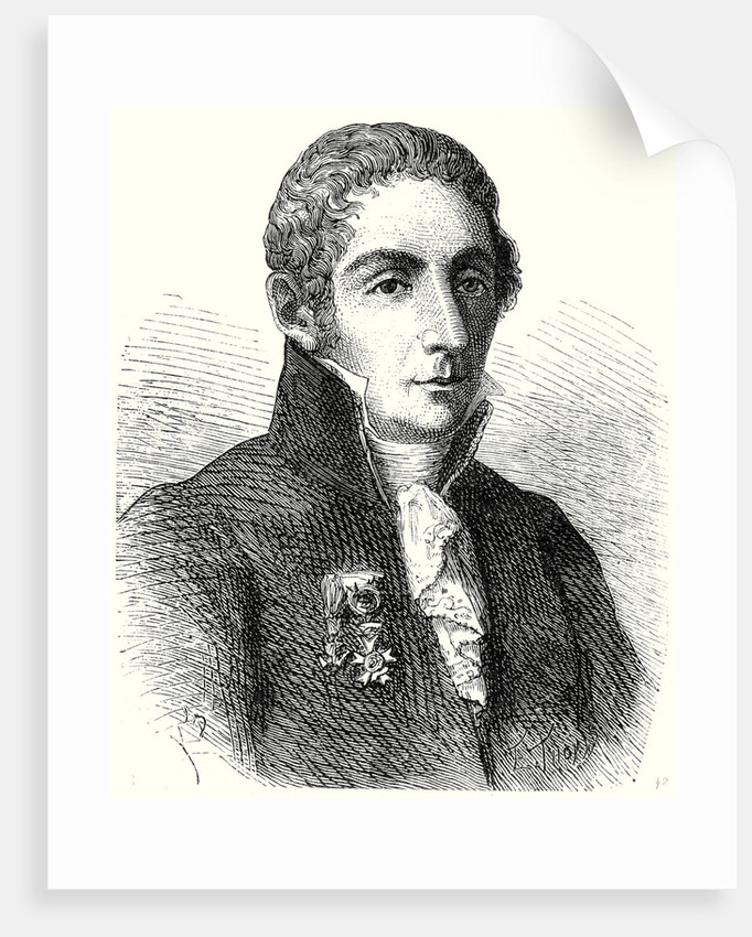 Alessandro Volta by Anonymous