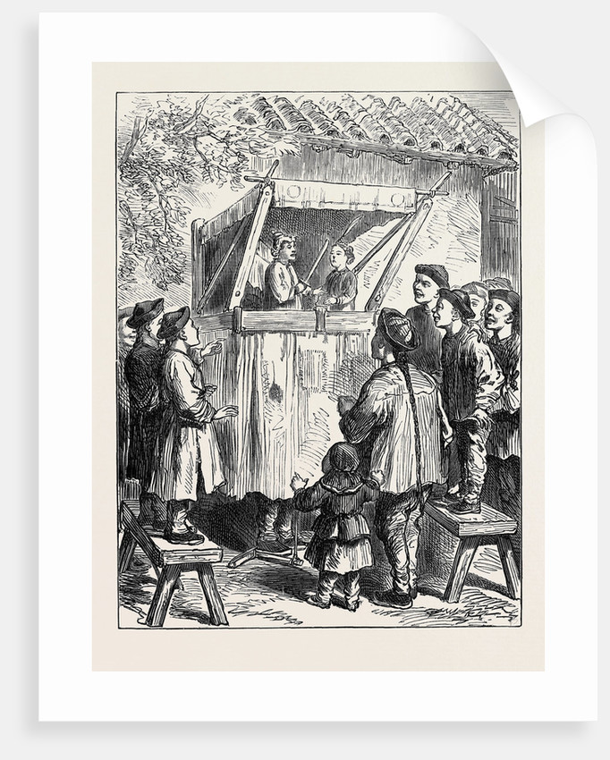 China: The Chinese Punch 1873 by Anonymous
