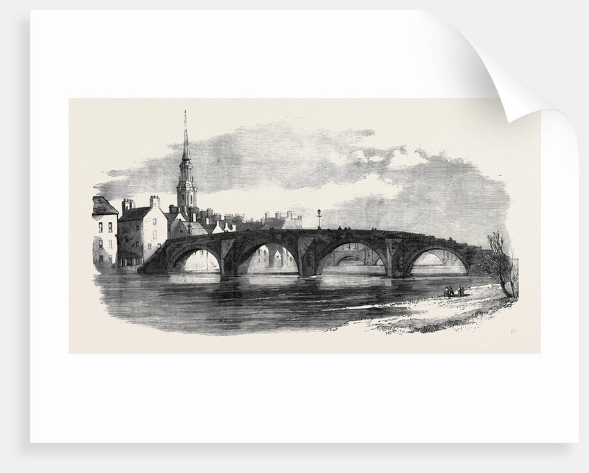The Twa Brigs of Ayr the Burns Centenary by Anonymous