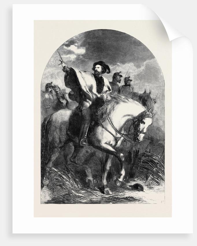 General Garibaldi by Anonymous