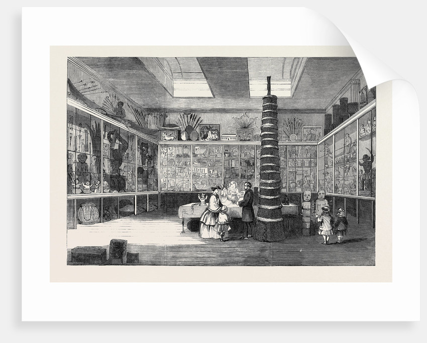 The Museum of the London Missionary Society by Anonymous