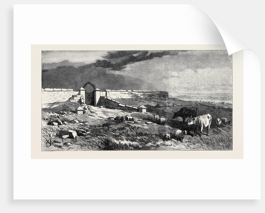The Crimea Revisited: Cathcart Hill 1869 by Anonymous