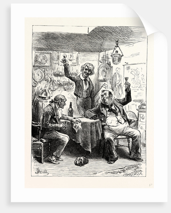 Charles Dickens Dombey and Son by Anonymous