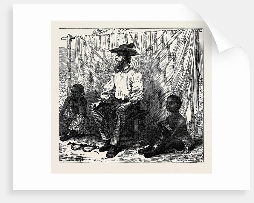 The Ashantee War: Missionary Released from Ashantee 1874 by Anonymous