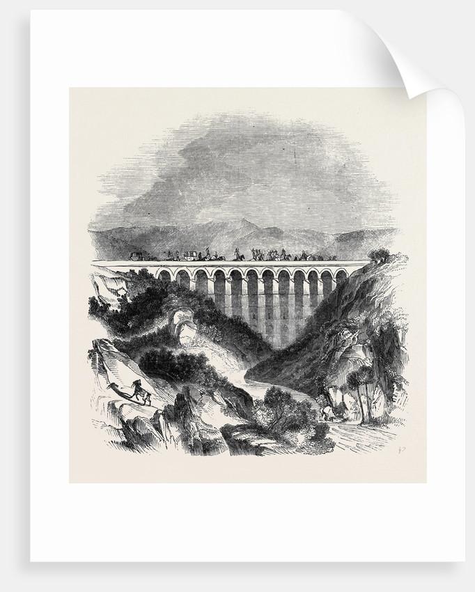 Crossing Hannibal's Bridge. by Anonymous