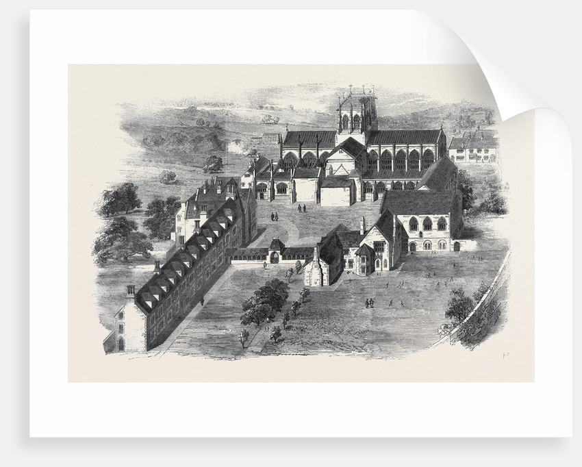 King's School Sherborne. by Anonymous