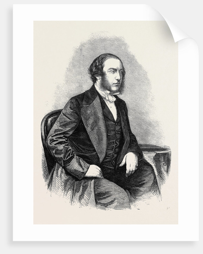 Dr. Thomson Bishop Designate of Gloucester and Bristol by Anonymous
