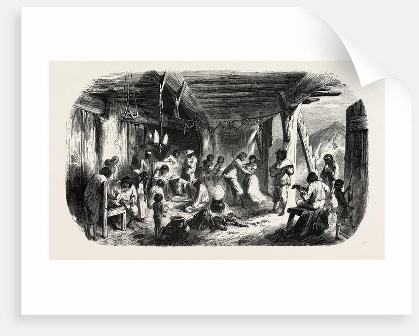 A Festival, Honduras, 1855 by Anonymous
