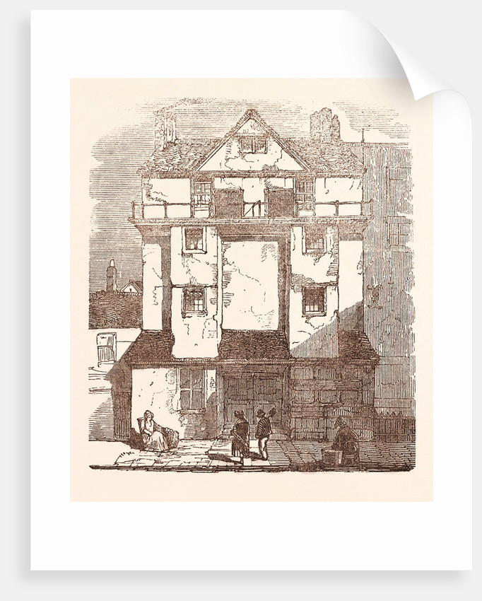 Caxton's House, in the Almonry by Anonymous