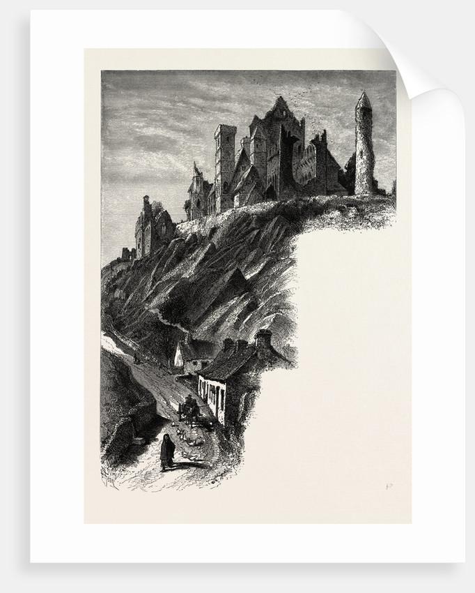 The Rock of Cashel, Ireland, Irish, Eire by Anonymous