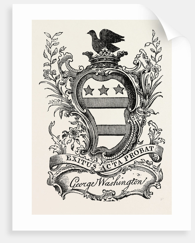 Washington's Bookmark by Anonymous