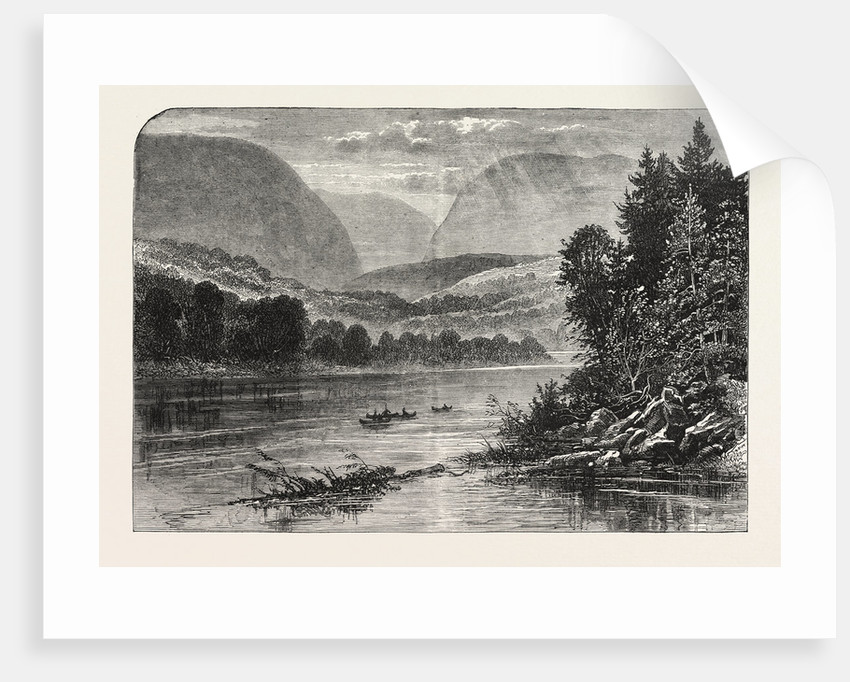 View on the Delaware by Anonymous