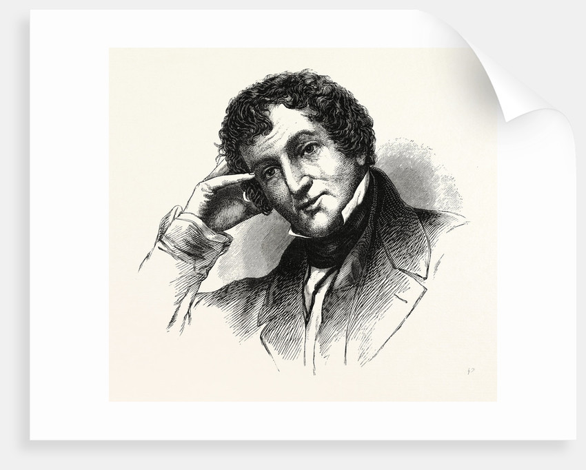 Washington Irving by Anonymous