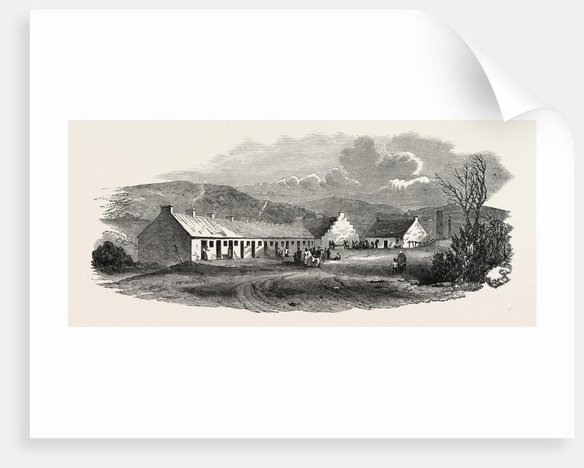 Pitmen's Dwellings by Anonymous