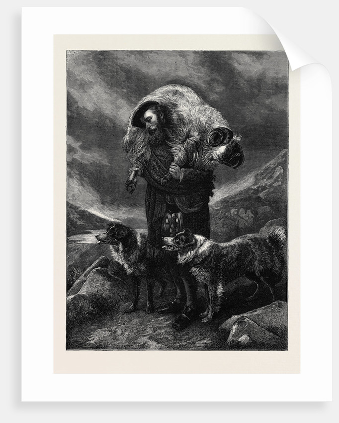 The Wounded Ram: Loch Freig by Anonymous