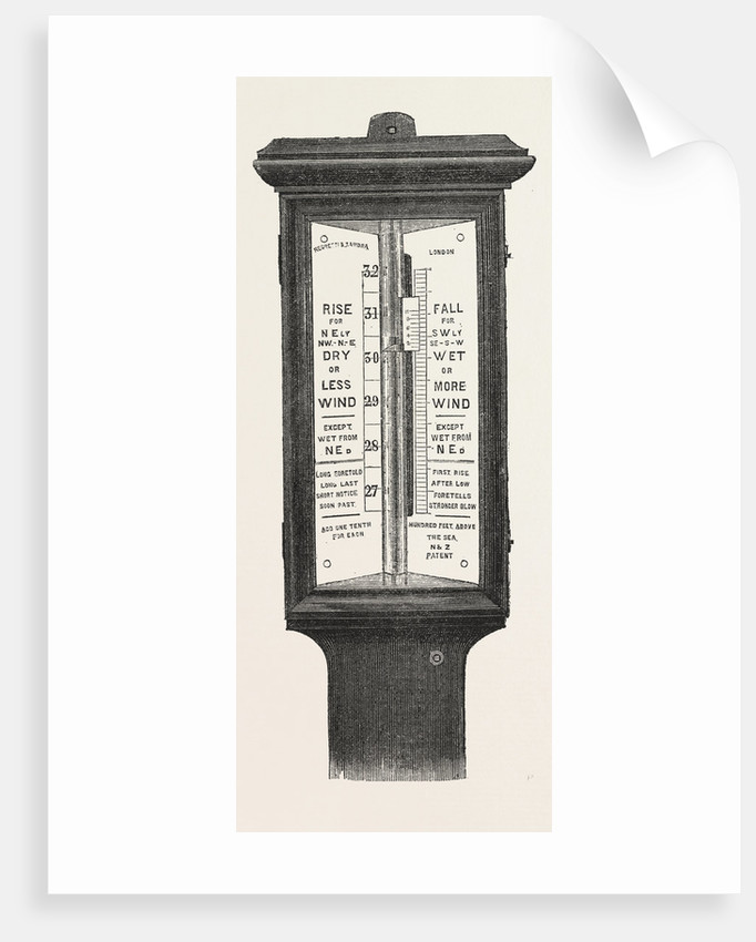 Barometers for Life-Boat Stations by Anonymous