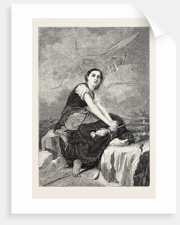Joan of Arc, 1859 by Anonymous