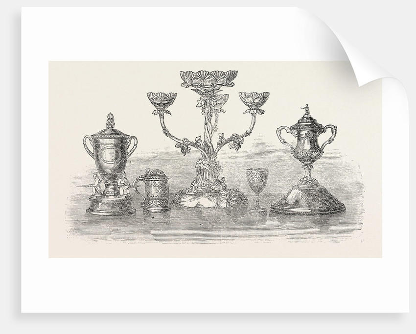 First Surrey Rifles Prizes: The Ladies' Challenge Cup by Anonymous