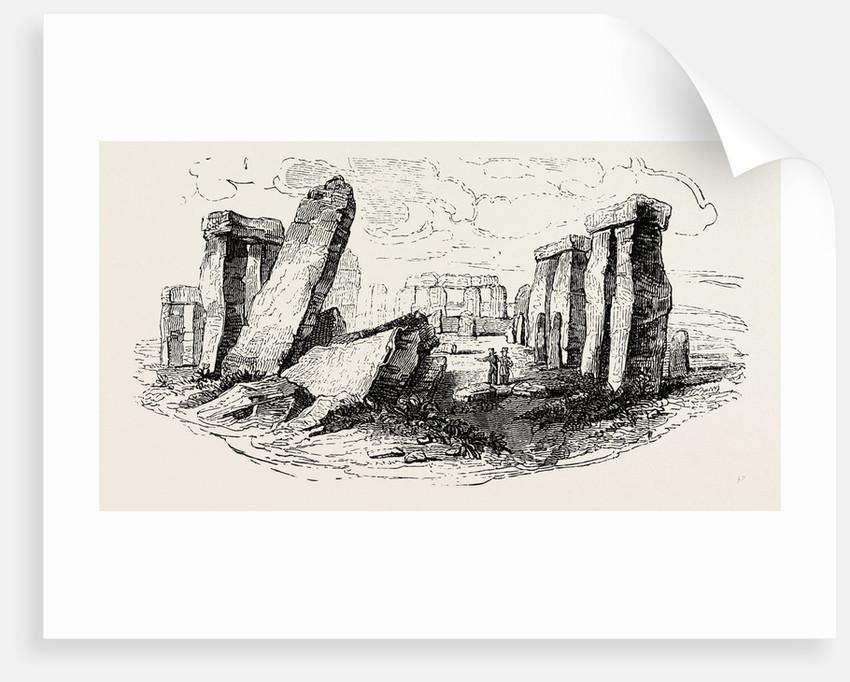 Stonehenge. by Anonymous