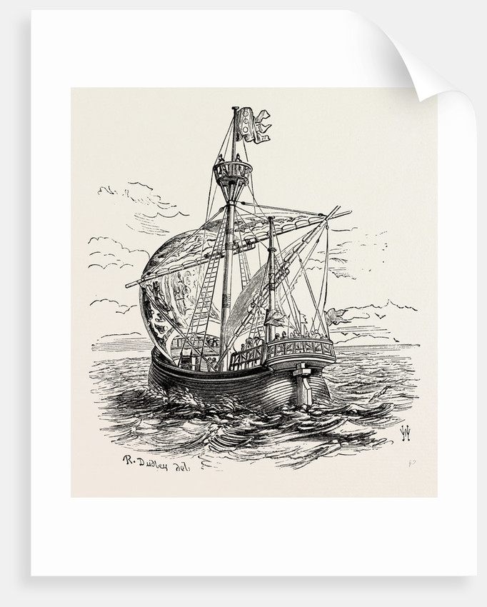 The Moira the Ship of William I by Anonymous
