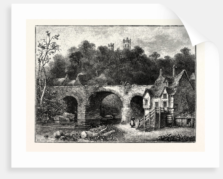 Edinburgh: Bell's Mills Bridge by Anonymous