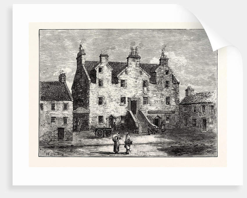 Broadstairs House Causewayside 1880