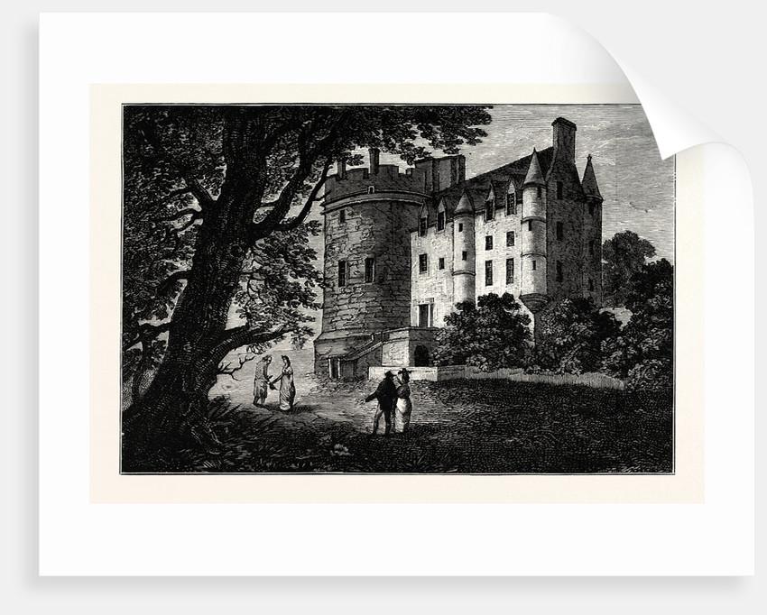 Edinburgh: Craigcrook in 1770 by Anonymous