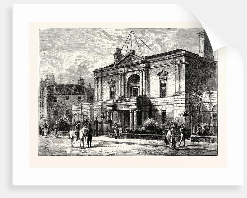 Edinburgh: The Trinity House of Leith by Anonymous