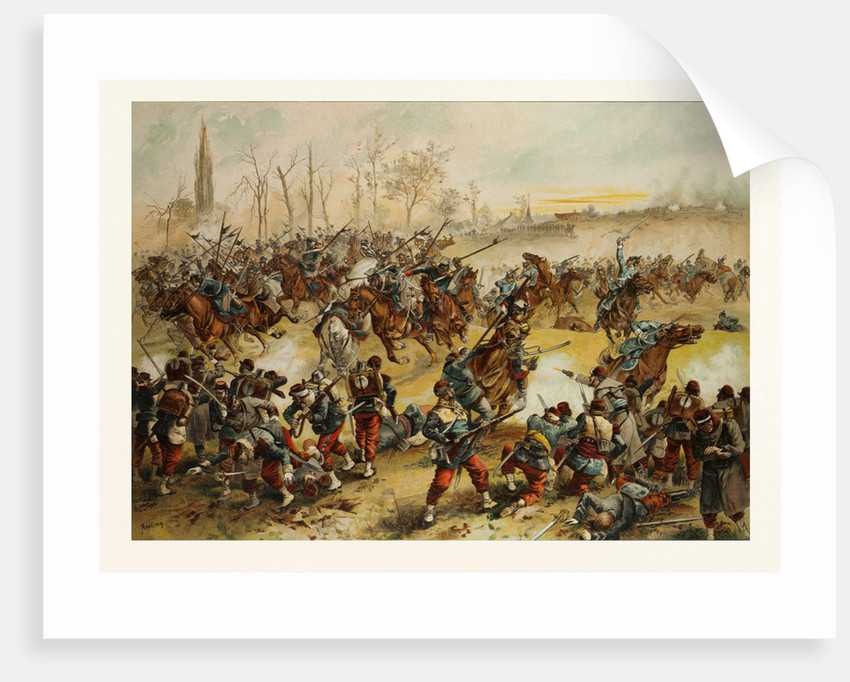 From the Battle of St by Anonymous