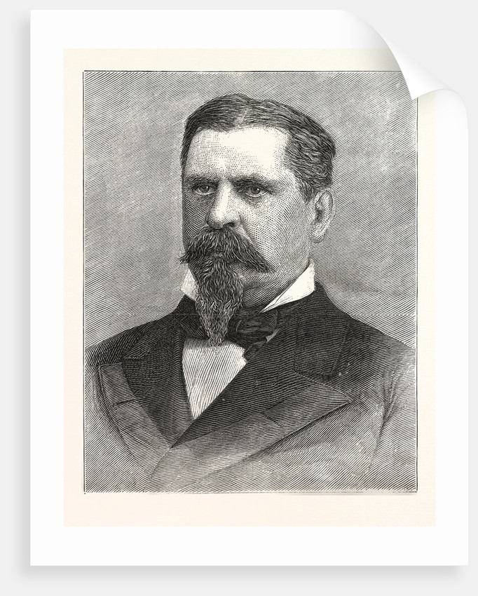 General W. B. Hazen, New Chief Signal Officer by Anonymous