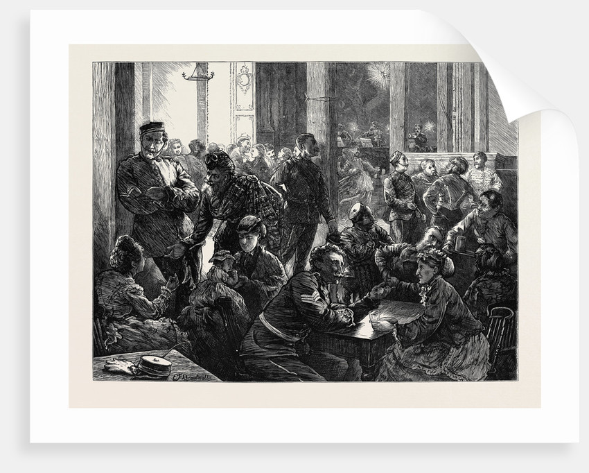 Clubs: An Evening at the Guards' Institute by Anonymous