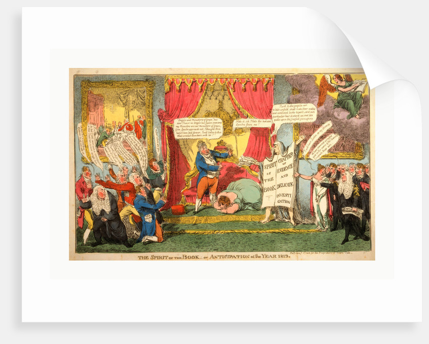 The Spirit of the Book -or Anticipation of the Year 1813 by Anonymous