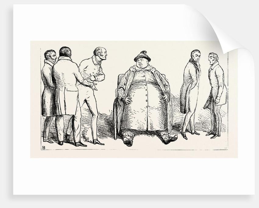 J. Doyle: Hoo Loo Choo, Alias John Bull, Between the Doctors, May 2, 1831 by Anonymous