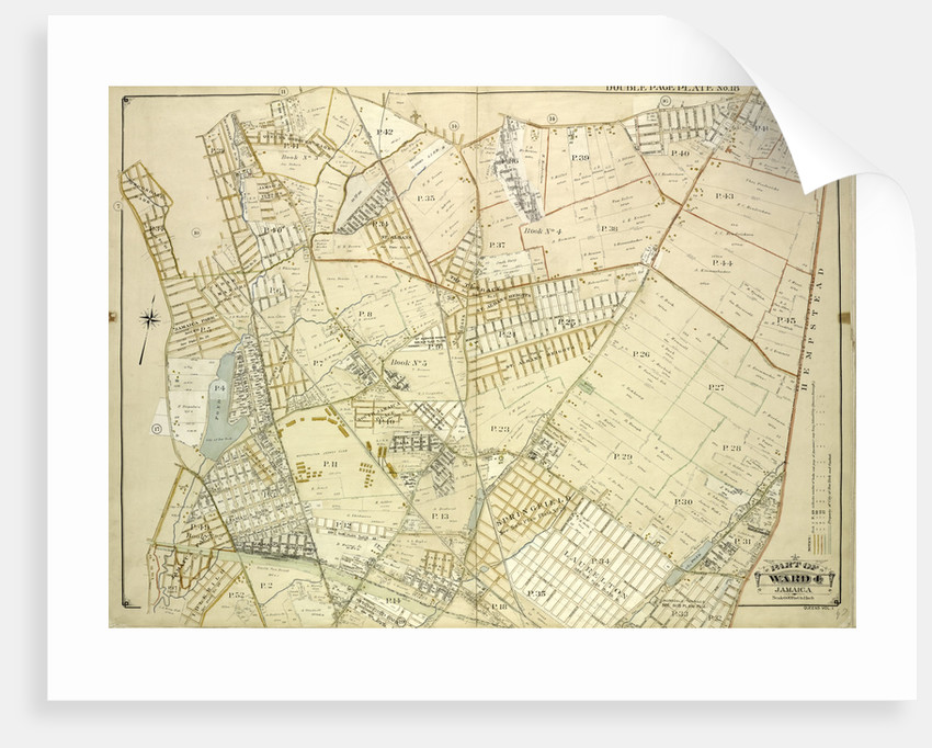 Map Of New York Jamaica.Map Bounded By South St Country Road Old Country Road Jamaica