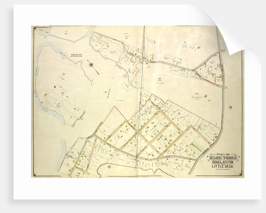 Map Of New York Poster.Map Bounded By Boundary Line Of City Of New York New York