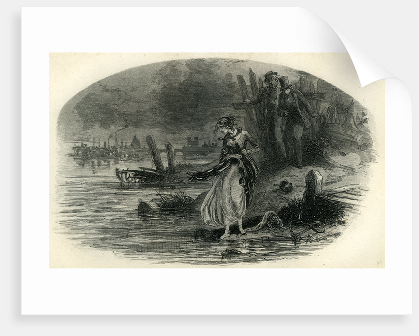 David Copperfield the River by Anonymous