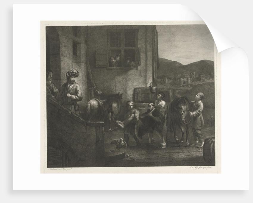 The Good Samaritan by Johannes Pieter de Frey