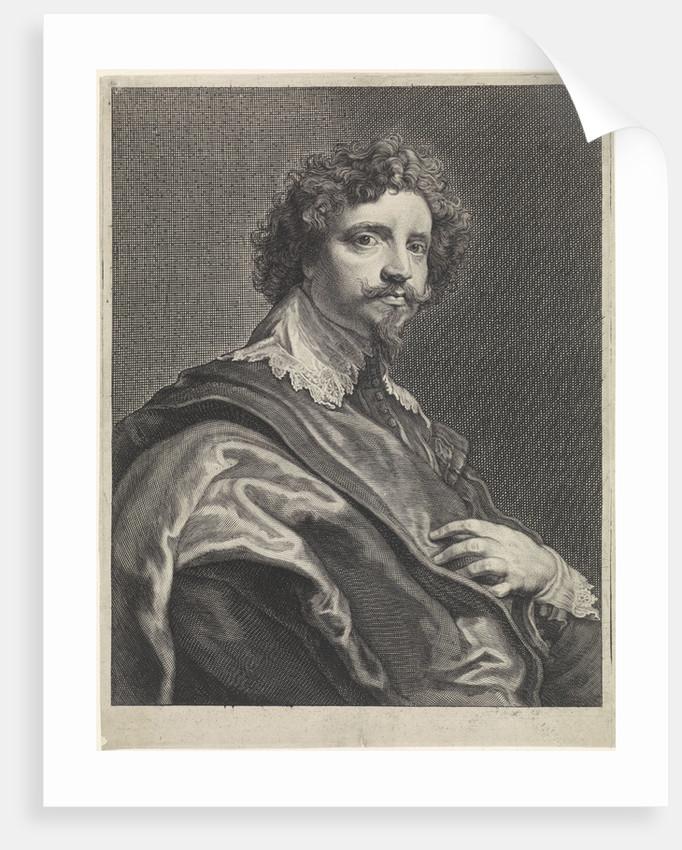 Portrait of Michael le Blon by Anthony van Dyck