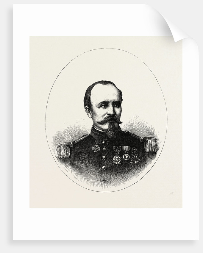 General Bellemare, 1824 - 1905, French by Anonymous