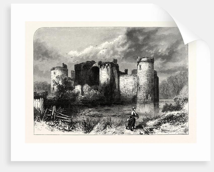 Bodiam Castle, Sussex by Anonymous