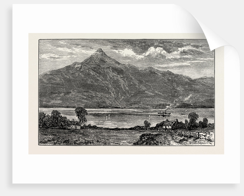 Ben and Loch Lomond by Anonymous