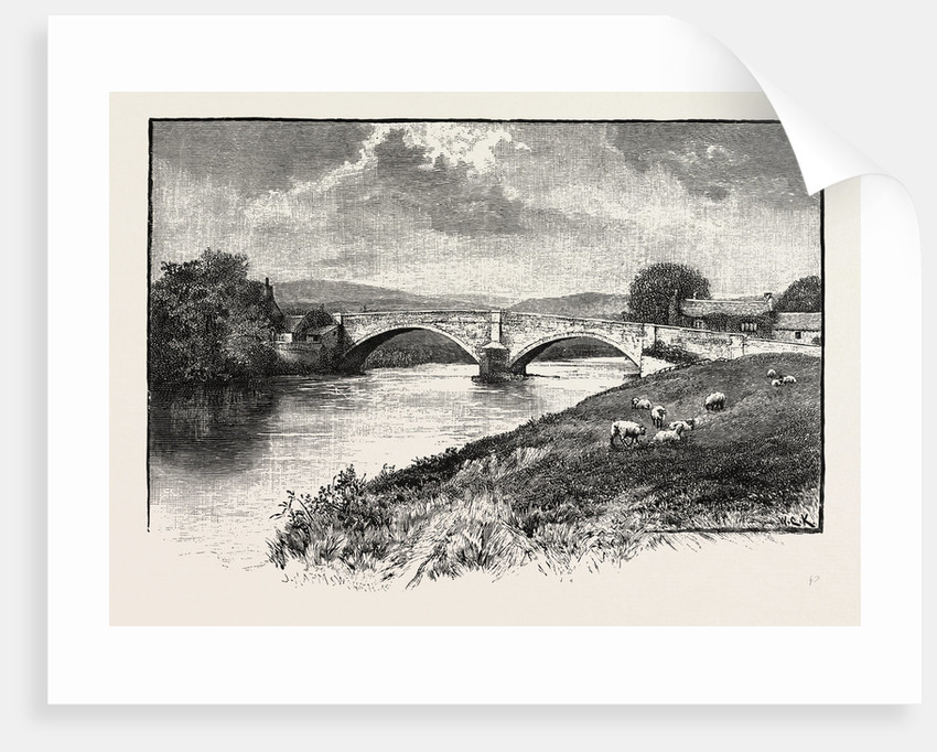 Bolton Bridge by Anonymous