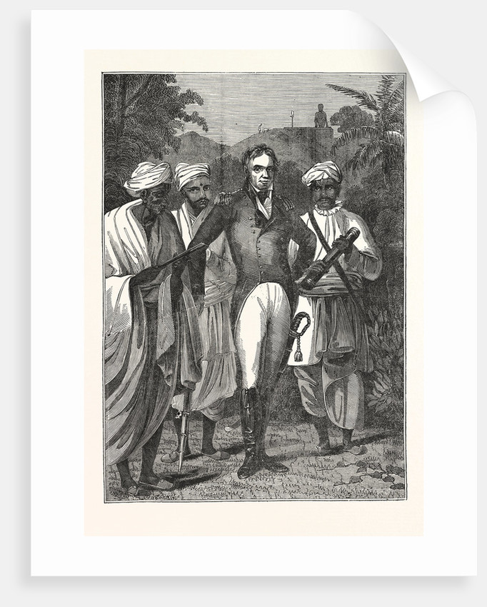 Colonel Mackenzie and the Brahmins by Anonymous