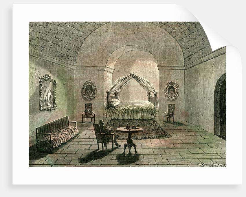 Arequipa Sleeping Room 1869 Peru by Anonymous