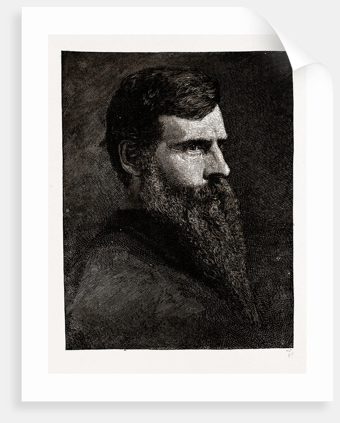 Alexander H. Wyant, 1880 by Anonymous